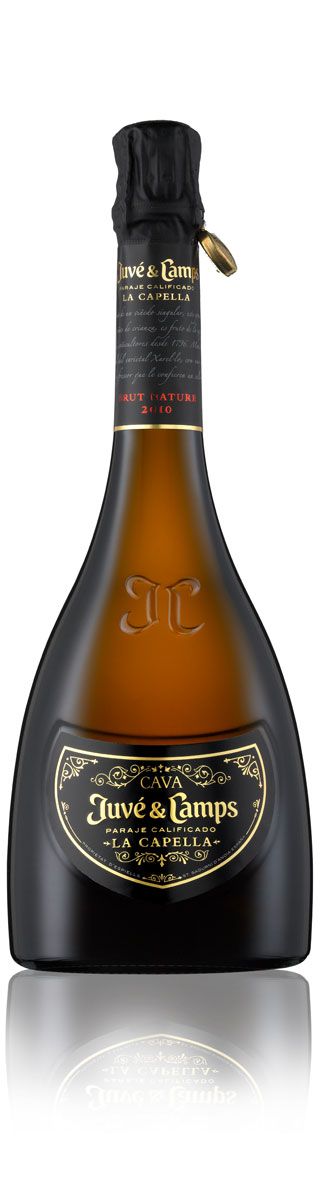 Cava de Paraje Calificado Brut Nature La Capella Juvé & Camps