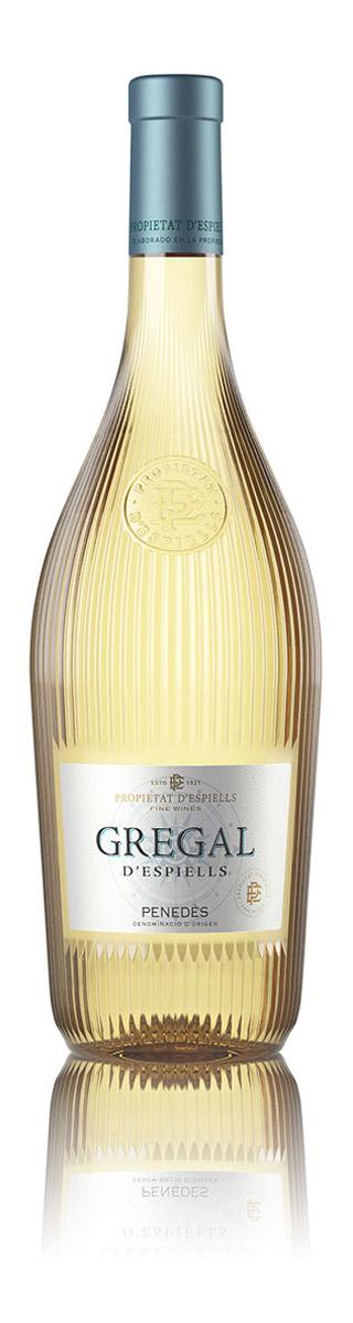 white wine gregal d'espiells propietat d'espiells
