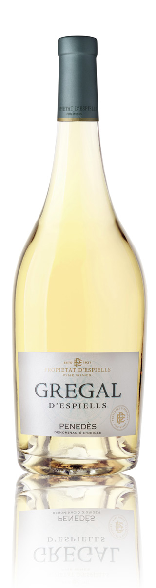 white wine juve y camps gregal d'espiells