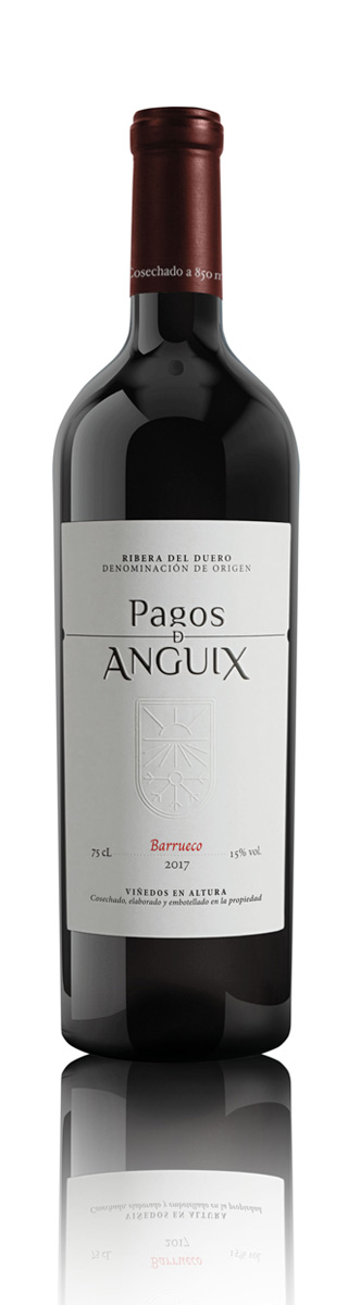 red wine pagos de anguix barrueco do ribera del duero