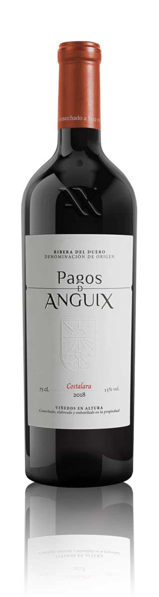 vino tinto ribera del duero costalara pagos de anguix